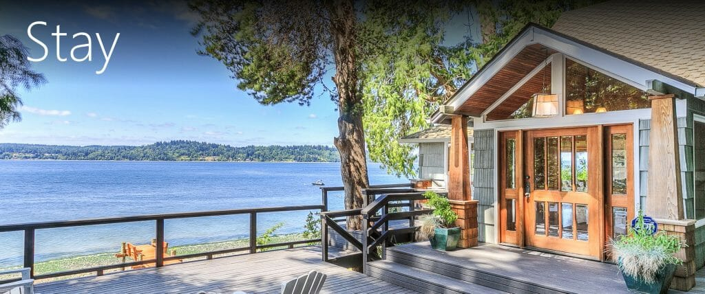 Stay on Vashon Island