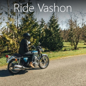 Where to ride your motorcycle on Vashon Island Washington. How to get to Vashon on a motorcycle.